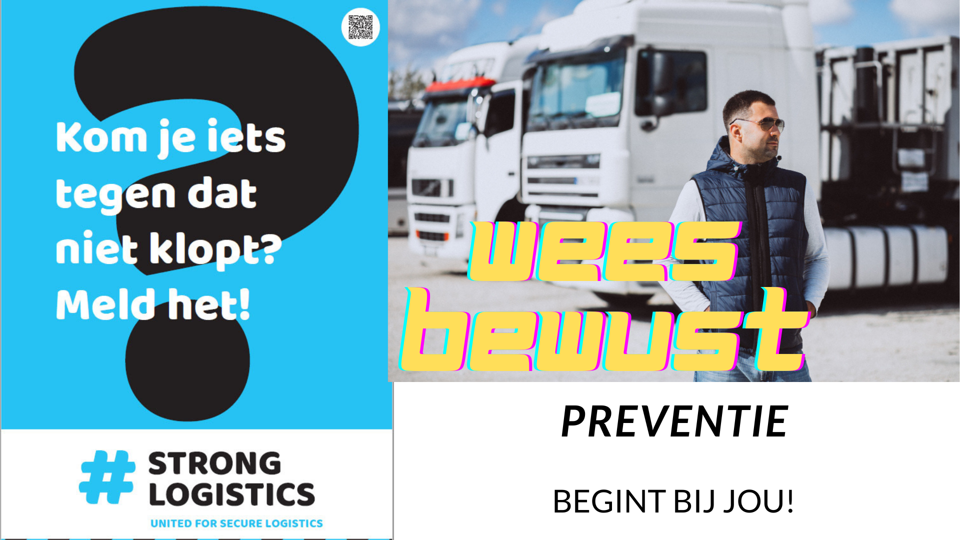 WEES BEWUST STRONG LOGISTICS